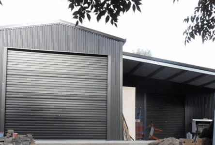 Large Colorbond Shed