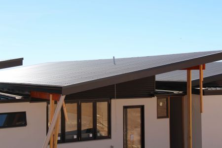 New Roof Build