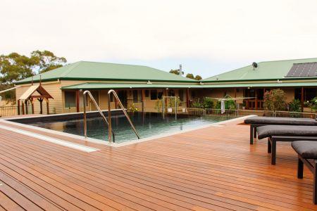 Pool Timber Decking