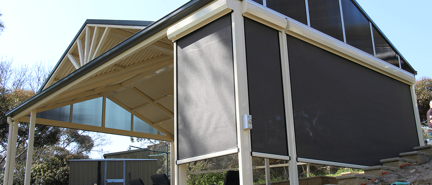Outdoor Blinds Adelaide Sa Quality Home Improvements